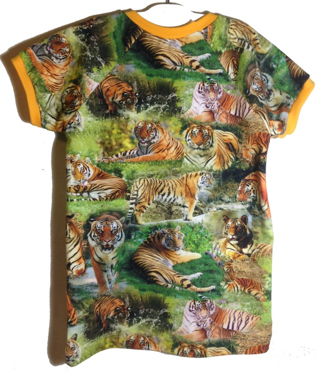 tiger bak