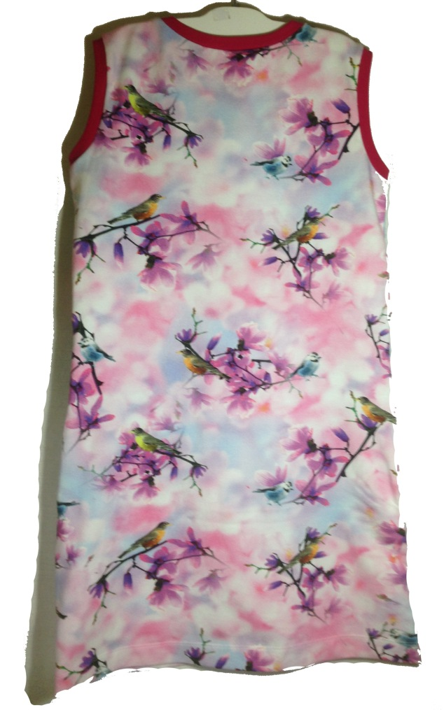 Cerise summerbirds bak